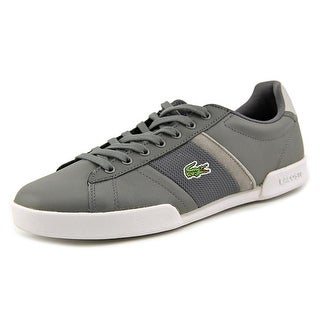 Lacoste Deston 116 Men Round Toe Leather Sneakers