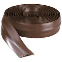Wiremold CDB-5 On-Floor Cord Protector, 5', Brown
