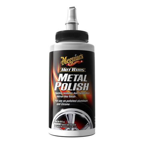 Meguiar's Hot Rims Metal Polish