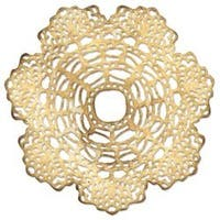 Doily - Sizzix Thinlits Dies By Tim Holtz