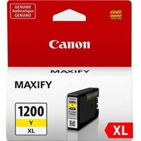 """Canon PGI-1200XL Y Ink Tank Ink Cartridge"""