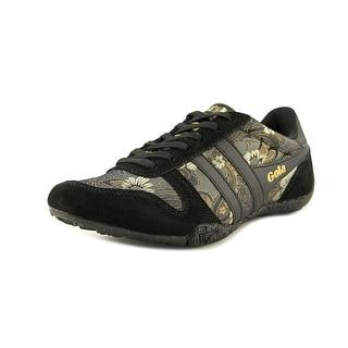 Gola Chrysalis Women Canvas Black Fashion Sneakers