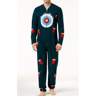 Bioworld Green Mens Size Large L Ball Toss Pajama Sets Sleepwear