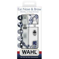 Wahl 5545-506 Ear Nose & Brow Wet/Dry Dual-Head Personal Trimmer