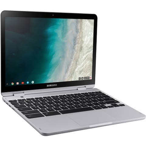 "Samsung Chromebook Plus 12.2"" 2-in-1 Intel m3 4GB 64GB eMMC Chrome (Refurbished)"