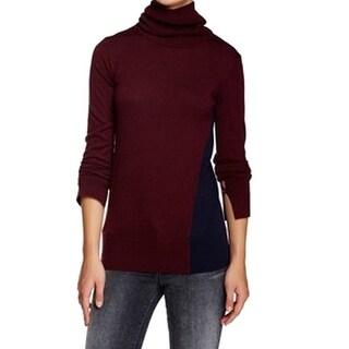 Brochu Walker NEW Purple Women's Size Medium M Turtleneck Sweater