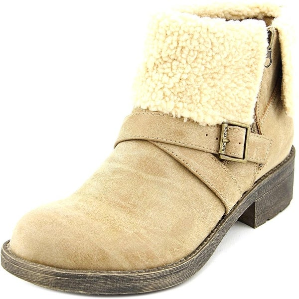 Rocket Dog Tobie Women Round Toe Synthetic Ankle Boot