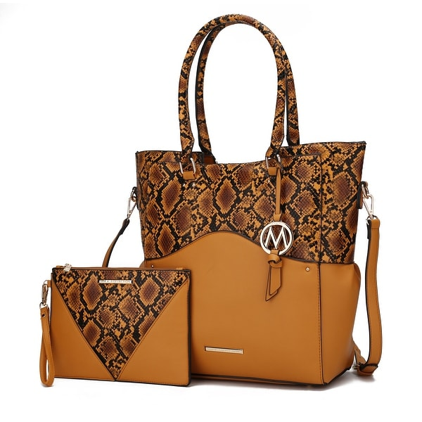 MKF Collection Iris Tote by Mia k.. Opens flyout.
