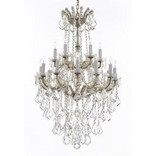 Maria Theresa Crystal Chandelier Chandeliers Lighting