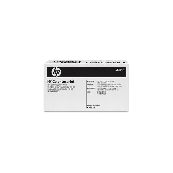 HP Color LaserJet CE254A Toner Collection Unit (Single Pack) HP Color LaserJet CE254A Toner Collection Unit - White - Laser -