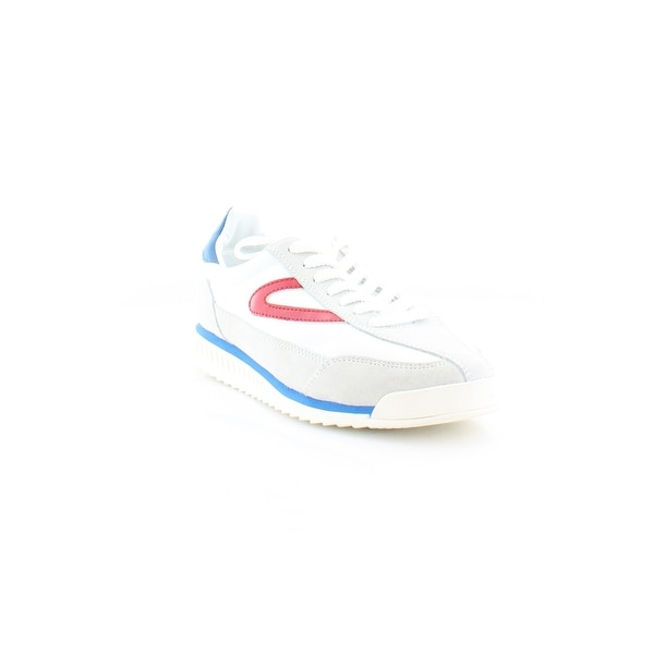Tretorn Rawlins3 Women's Athletic Off White/White/Red/Blue - 5