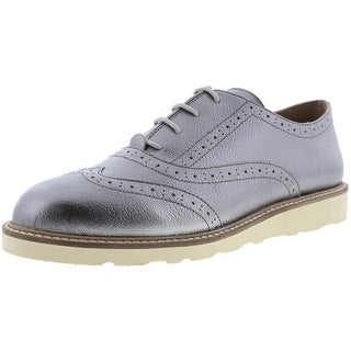 Australia Love Collective Womens George Leather Wingtip Oxfords