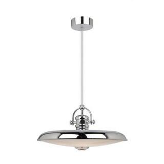 "Artcraft Lighting AC7902 Profile Single Light 19-3/4"" Wide Integrated LED Pendant"