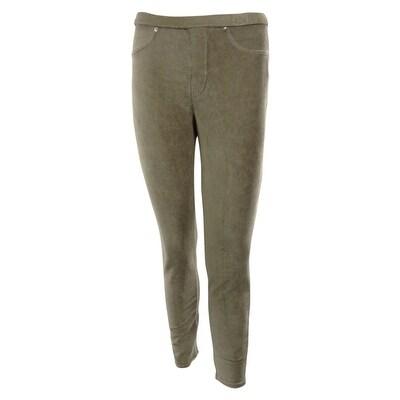 Style & Co. Women's Corduroy Full Length Leggings