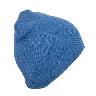 CTM® Winter Knit Rib Stocking Cap - One Size