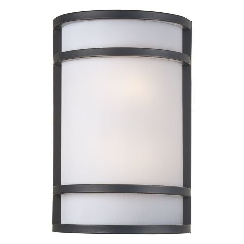 "Minka Lavery ML 345 2 Light 7.75"" Width ADA Flush Mount Wall Sconce"