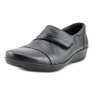 CLARKS Women's, Everlay Tara Slip On Low Heel Shoes