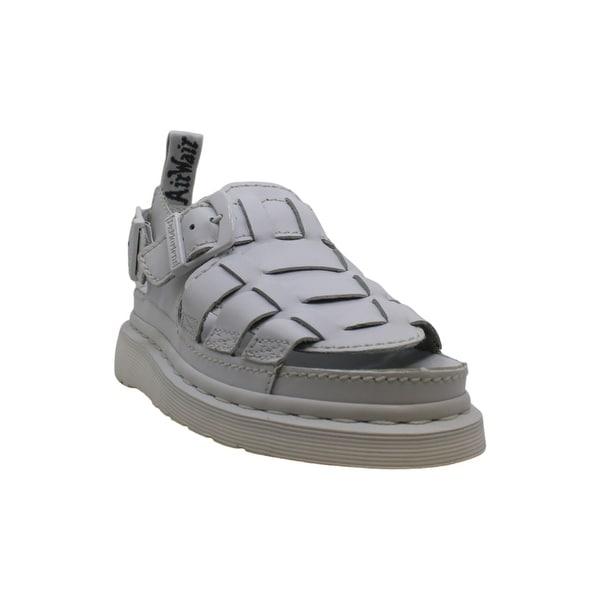 dr martens open shoes