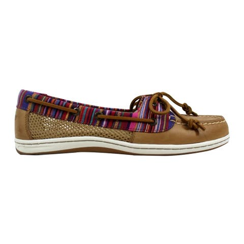 Sperry Women's Firefish Stripe Multi Color/Tan STS98192