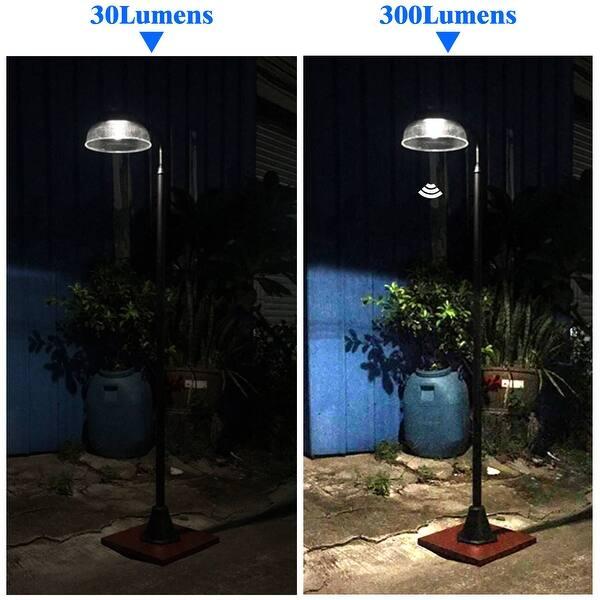 Shop Kanstar 81 Solar Power 300 Lumen Motion Sensor Vintage