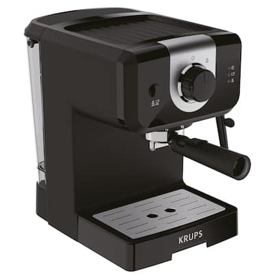 Krups XP320850 Cappuccino Latte Espresso Machine Opio