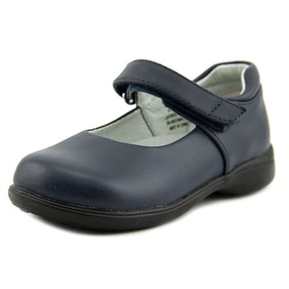 JJ School Tutor W Round Toe Leather Mary Janes