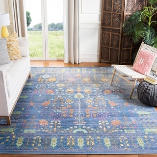 Safavieh Valencia Sarit Vintage Boho Oriental Polyester Rug
