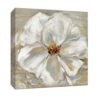 """PTM Images 9-147615  PTM Canvas Collection 12"""" x 12"""" - """"Bloomin' Beauty II"""" Giclee Flowers Art Print on Canvas"""