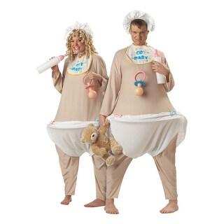 Adult Baby Costume