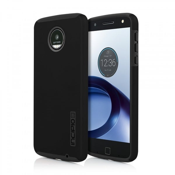 Incipio DualPro Hard Shell Case with Impact Absorbing Core for Motorola Moto Z