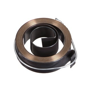 Drill Press Spring Quill Feed Return Coil Spring Assembly 1540mm 51x16x0.7mm - 0.7 x 16 x 1540mm