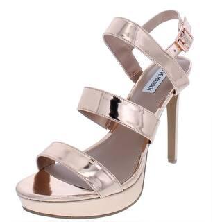 9e394bef43a Buy Pink Steve Madden Women s Heels Online at Overstock.com