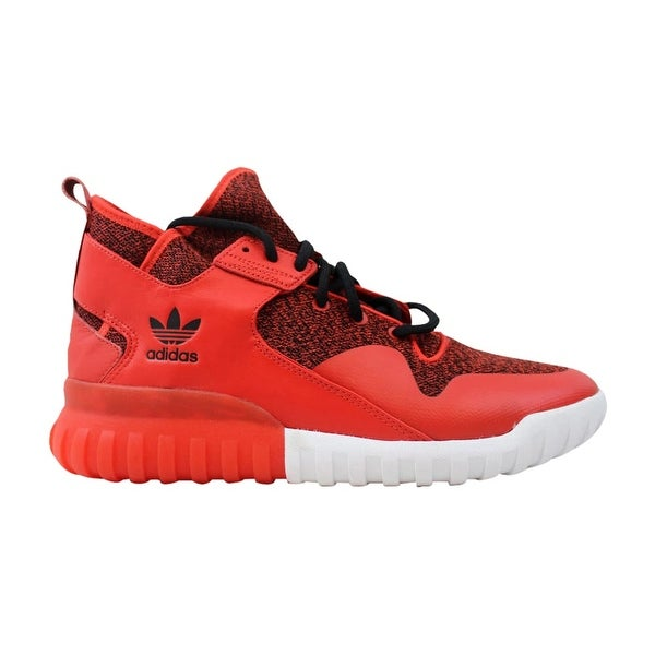 2bce9daf15d9 Shop Adidas Men s Tubular X Red Red-Black S74929 Size 11 - Free ...