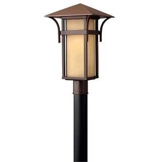 Hinkley Lighting 2571-GU24 1 Light Post Light from the Harbor Collection