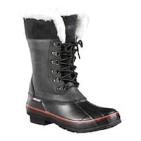Baffin Women's Mink Waterproof Boot Black