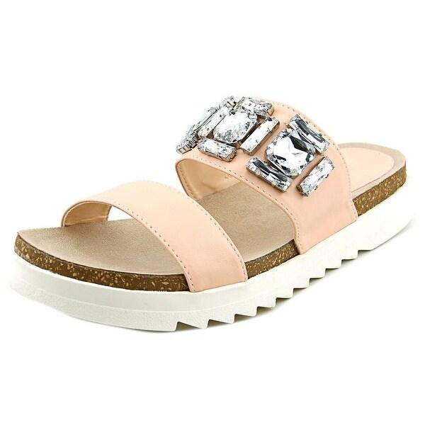 Seven Dials Mazel Women Open Toe Synthetic Slides Sandal