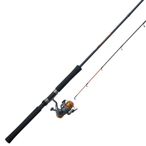 Zebco Crappie Fighter Ulsz 662L Spinning Combo
