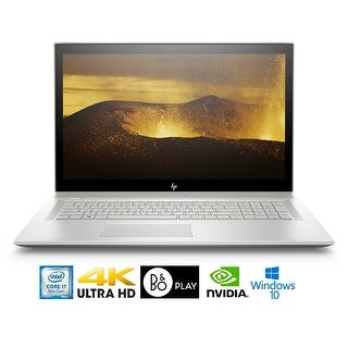 "HP Envy 17-BW011 Intel Core i7-8550U 16GB 17.3"" 4K WLED GeForce MX150 4GB Laptop"