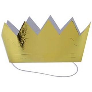 Gold - Mini Crowns 6/Pkg