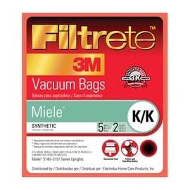 Filtrete 68706-6 Miele K/K Vacuum Bags