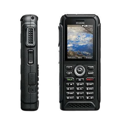 Kyocera DuraTR E4750 8GB Sprint Model Black KYOE4750PTT Waterproof Refurbished Cell Phone
