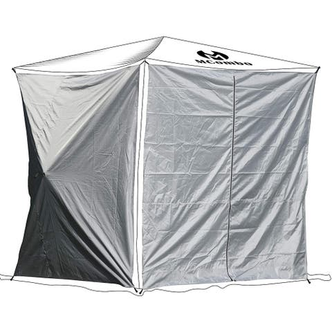 Mcombo Pop-up Portable Gazebo Screen Tent Wind Panels, P1024