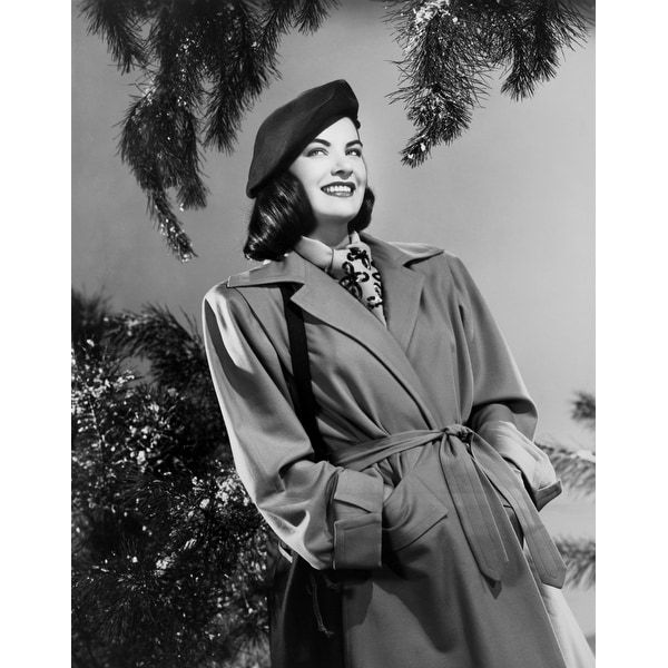 Shop Ella Raines Portrait Free Shipping On Orders Over