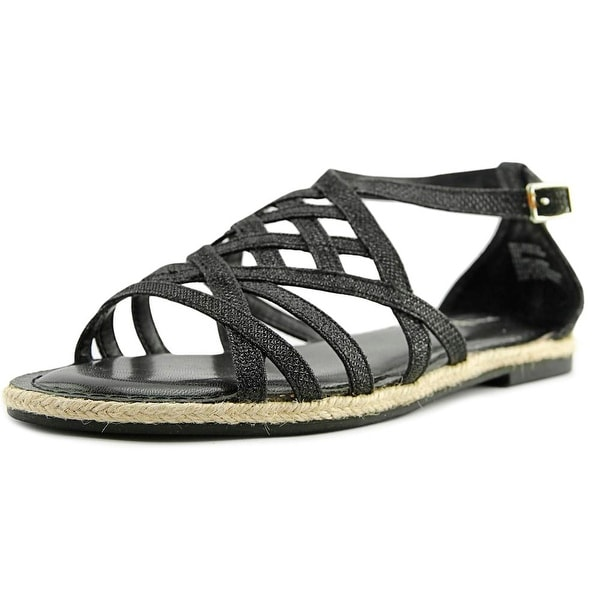 Seven Dials Ride Women Black/Glitter Sandals