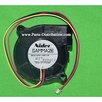 Epson Projector Lamp Fan: EB-X62, EB-X62E, EB-X6E, EH-TW420, EMP-260, EMP-400W