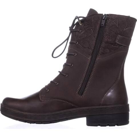Jambu Womens Hemlock Closed Toe Mid-Calf Riding Boots