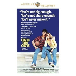 One On One DVD Movie 1977