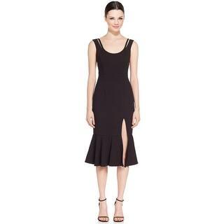 Black Halo Jeera Ruffle Hem Midi Sleeveless Cocktail Day Dress - 2 https://ak1.ostkcdn.com/images/products/is/images/direct/29dac3c0e811bf0ddfb95662b97b00cecf8e3355/Black-Halo-Jeera-Ruffle-Hem-Midi-Sleeveless-Cocktail-Day-Dress.jpg?impolicy=medium