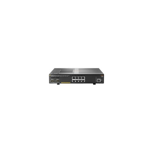 HP Aruba 2930F 8G PoE plus 2SFP Aruba 2930F 8G PoE plus 2SFP plus- Switch