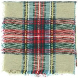 Dimore Womens Blanket Scarf Shawl Scarf Shawl/Wrap - o/s